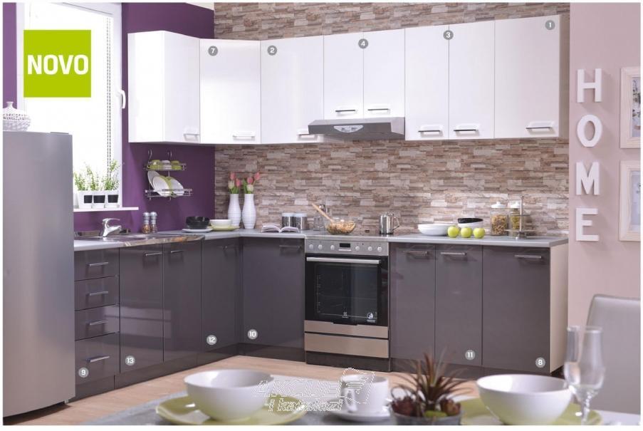 Kuhinjski element D80