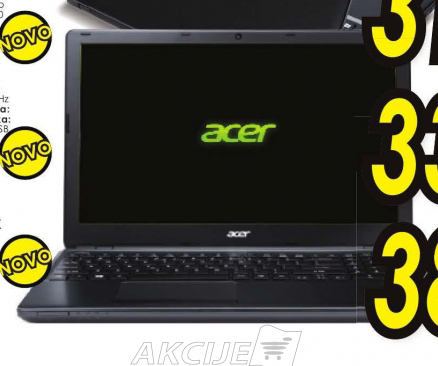 Laptop Aspire E1-522-65204G50Mnkk