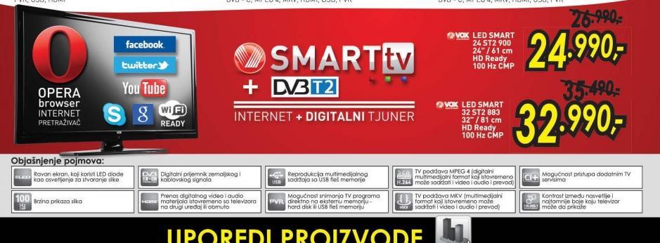 Televizor LED 24ST2 900