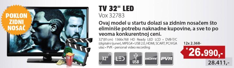 LED Televizor 32783