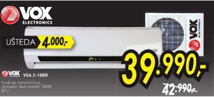 Klima uređaj VSA2-18BR