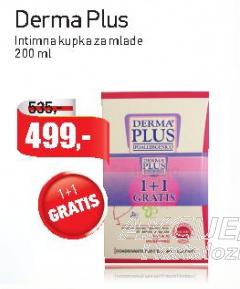 Intimna kupka za mlade Derma Plus