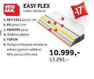 Dušek Easy Flex