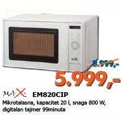 Mikrotalasna EM820CIP