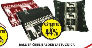 Jastučnica Balder