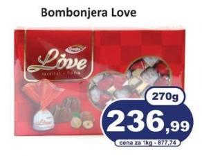 Bombonjera Love
