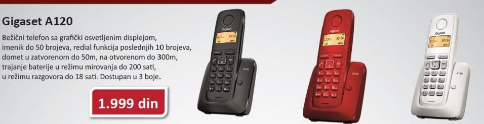 Telefon Gigaset A120