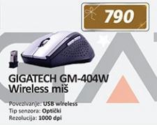 Miš GM-404W