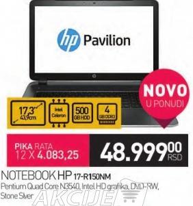 Laptop 17-R150NM