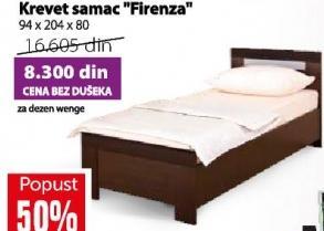 Krevet samac Firenza