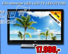 LED LCD TV 22 FHD