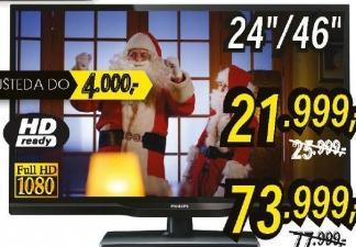 Televizor LED LCD 24PFL3108H/12