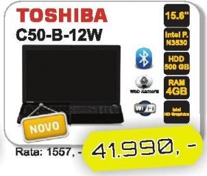Laptop Satellite C50-B-12W