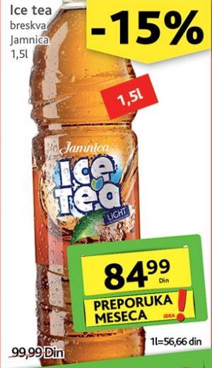 Ledeni čaj breskva