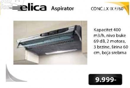 Aspirator CONC.LX IX F/60