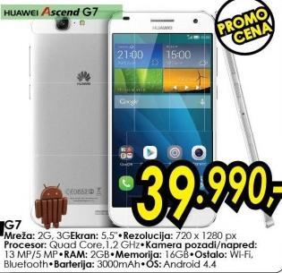 Mobilni telefon Ascend G7