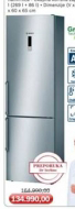 Kombinovani frižider KGN 39XI40