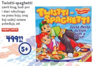 Igračka Twistti Spaghetti