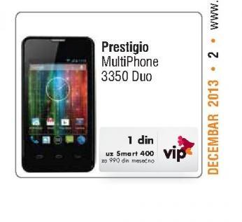 Mobilni telefon multiphone 3500 duo