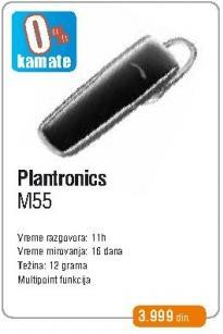 Bluetooth slušalica M55