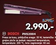 Presa za kosu PHS2004