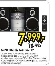 Mini linija MC147/12