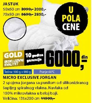 Jorgan Micro Exclusive