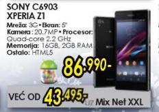 Mobilni telefon C6903 Xperia Z1
