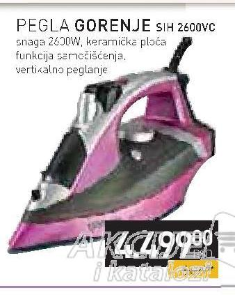 Pegla SIH 2600 VC