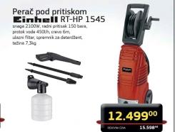 Perač pod pritiskom RT-HP 1545