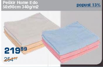 Peškir Home Edo