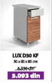 Kuhinjski element LUX D30 KF