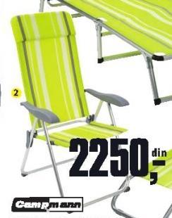 Baštenska stolica AJSTRUP