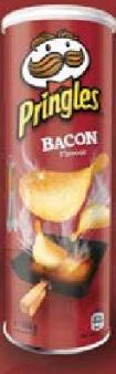Čips bacon