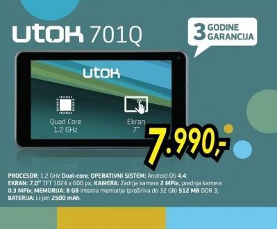 Tablet 701q