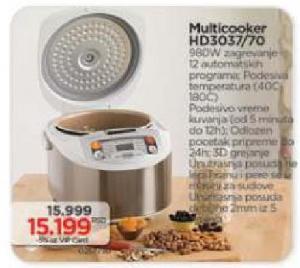 Multicooker HD3037/70