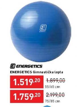 Gimnastička lopta  Energetics