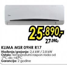 Klima uređaj Msr 09hr R17