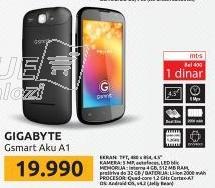 Mobilni Telefon Gsmart AKU A1