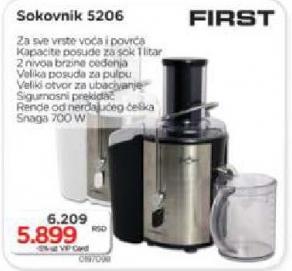Sokovnik 5206