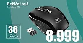 Bežični miš Anywhere Mx