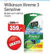 Brijač Xtreme 3 Sensitive