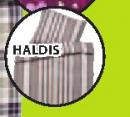 Set posteljine Haldis