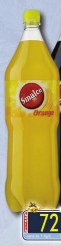 Gazirani sok narandža