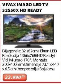 """Televizor LED 22"""" 32S50X HD READY"""