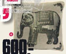 Jastuk Elephant/zebra