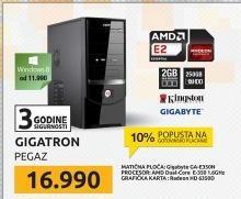 Desktop računar GIGATRON PEGAZ 9