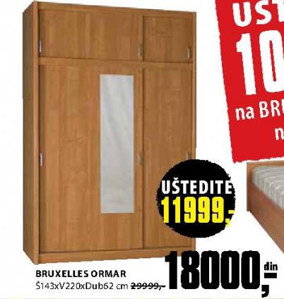 Ormar Bruxelles