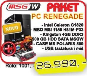 Računar Renegade