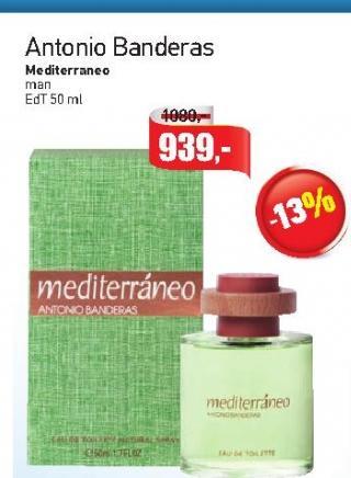 Toaletna voda Mediterraneo